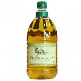 Aceite Arbequina Plantadeta 2L
